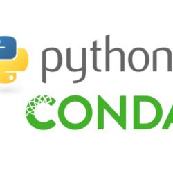 python-conda